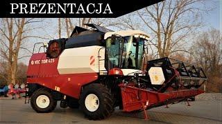 Rolnik Szuka Kombajnu - Rostselmash Vector 425 #1 ( Walkaround / Prezentacja )