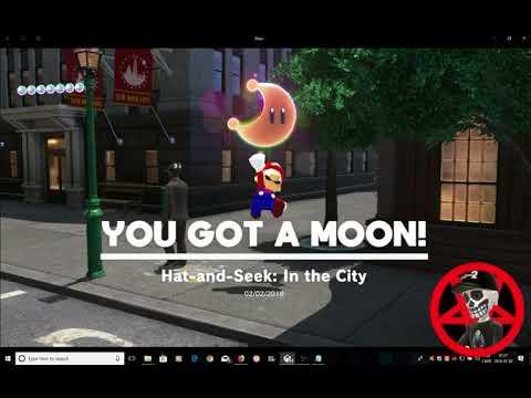 Super Mario Odyssey Guide Metro Kingdom Power Moon 62 Youtube