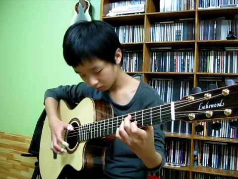 (Toto) I'll Be Over You - Sungha Jung