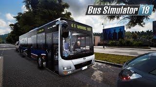 9# | ¡Nuevo autobús! | MAN Lion's City A37 | Transportes La Rubia | Bus Simulator 18 [Español]
