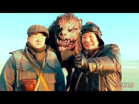 Werewolf Fight Scene - Monster Giant Lycan HD