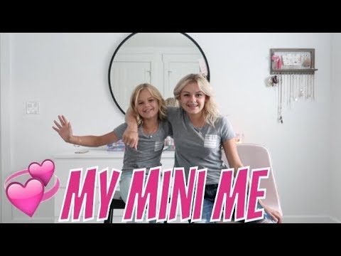 I TURNED MY SISTER INTO ME!