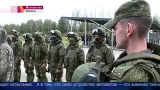 Новые разработки российской оборонки для cухопутных войск представили в Алабино -29.09.2016