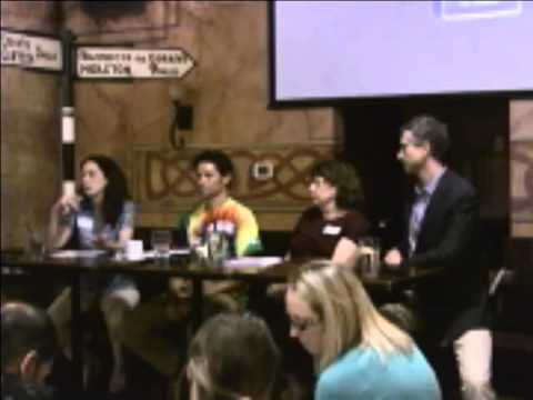 LA2M 6/10/2015-Panel - Marketers of Ann Arbor Festivals