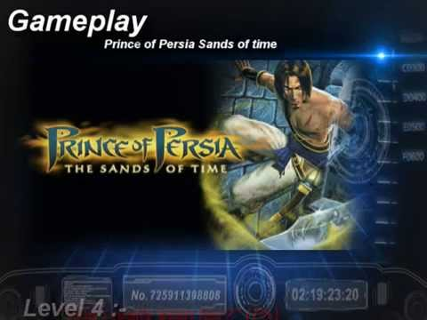 Level 4 (7%) Prince of Persia: The Sands of Time (Game play) PC Games Tricker |