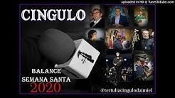 PRIMER PARTE. TERTULIA BALANCE SEMANA SANTA 2020 (RADIOBLOG)