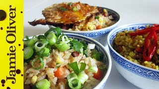 Perfect Special Fried Rice 扬州炒饭   The Dumpling Sisters