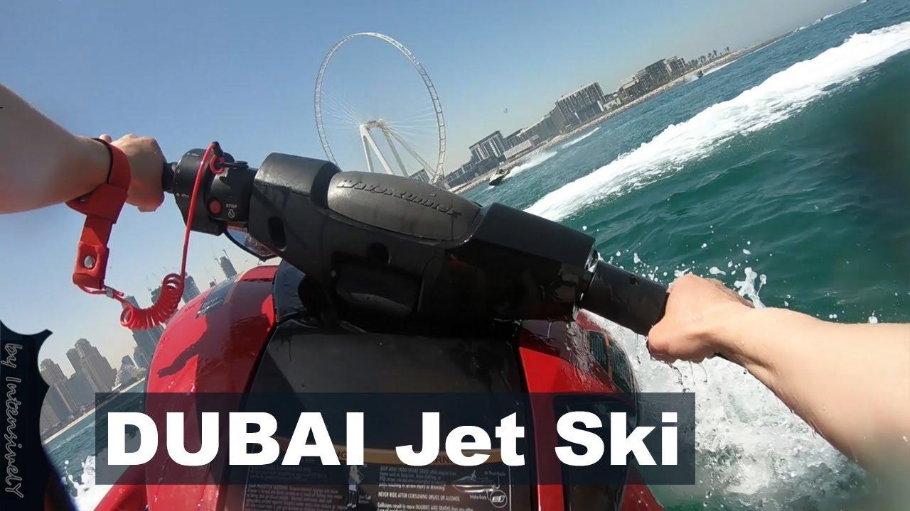 Dubai Jet Ski - pewnego razu w ciepłej wodzie