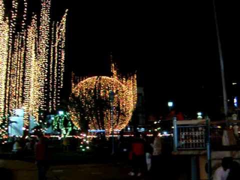 Zamboanga Del Norte Capitol Lights