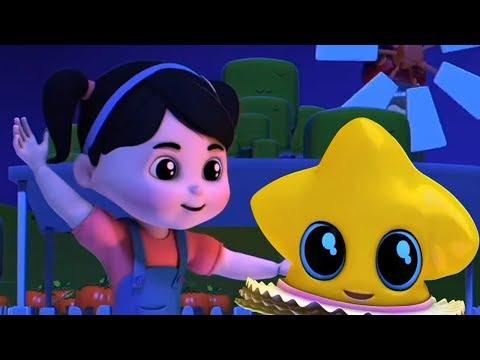 Ты Свети Звезда Моя   Детские Стишки   Twinkle Twinkle Little Star   Nursery Rhymes For Kids