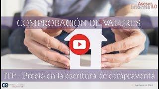 Comprobación del valor del inmueble | Asesor Informa 3.0