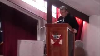 Conferencia de Simón Pedro Arnold en el IV Encuentro Andino 2013