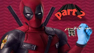 Gaming on deadpool part 2