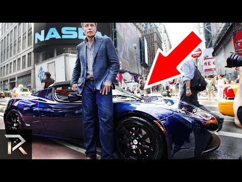10 Ridiculous Expensive Things Elon Musk Owns