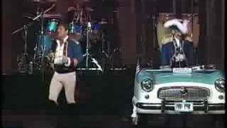 Darren with Paul Revere and the Raiders and Bill Medley
