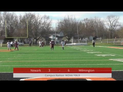 High School Lacrosse - Newark Wildcats @ Wilmington Hurricane - 04-07-2018