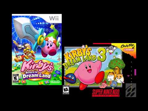 Pop Star — Kirby's Return to Dreamland (KDL3 Soundfont)
