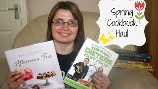 Spring Cookbook Haul - Joskitchen.co.uk | Jo's Kitchen