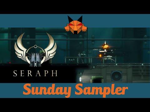 Let's Try: Seraph :: Sunday Sampler #01