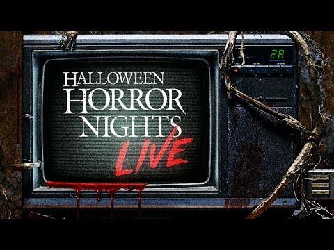 Halloween Horror Nights LIVE   2018