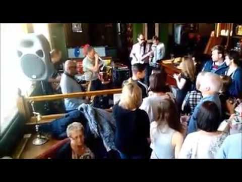 The SKAs at the Newmarket Inn Nottingham