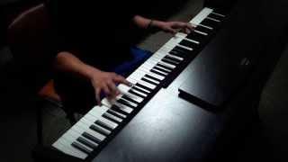 Cosmin Mihalache - Smiley - Acasa (Piano Cover)