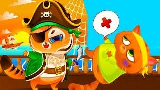КОТЕНОК БУБУ #29 - Мой Виртуальный Котик - Bubbu My Virtual Pet игровой мультик для детей #ПУРУМЧАТА