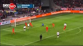 Elif Şen Yılmaz'ın Anlatımıyla Hollanda - Almanya Maç Özeti