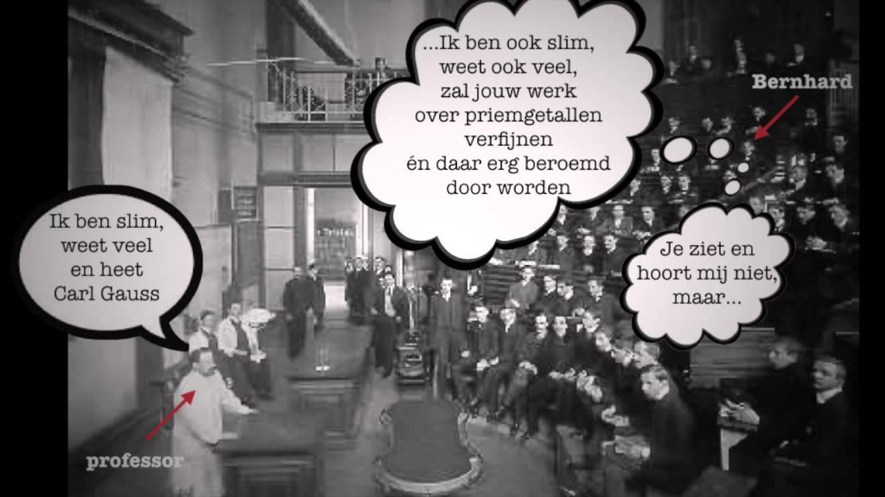 Bernhard riemann dissertation