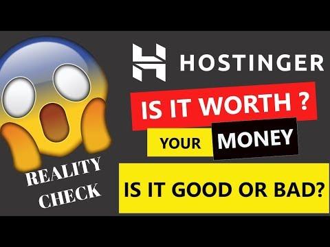 Reality check of a website Hosting company 😱| Hostinger Review 2019 #hostinger #webhosting