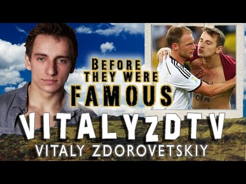 VitalyZdTv - Before They Were Famous - VITALY