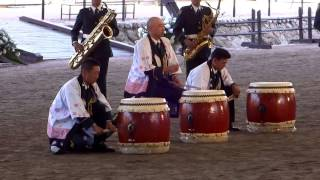 The Japan Ground Self-Defense Force Central Band @ Hamina Tattoo 2014
