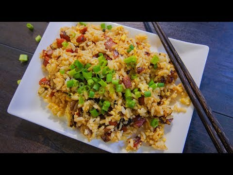 3 Minute Fried Rice   SAM THE COOKING GUY