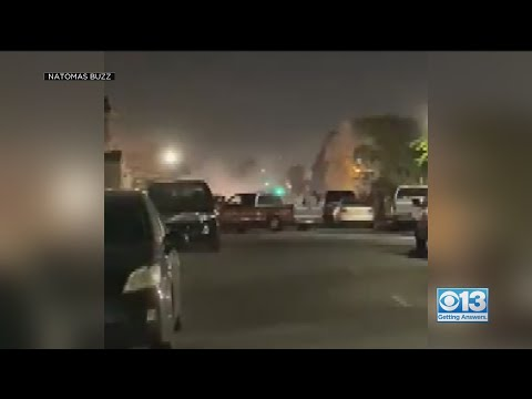 Arrests Made Following Weekend Sideshows In Sacramento