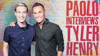 Tyler Henry talks 'Hollywood Medium' & MORE!