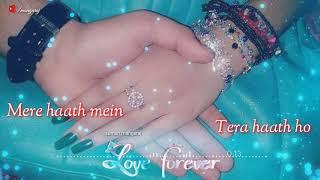 Whatsapp status Mere Haath Mein Tera Haath Ho .. Amir Khan, Kajol