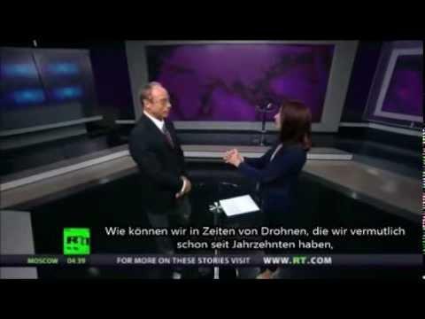RT - Dr. Steven Greer erklärt UFOlogie in Abby Martins Show Breaking the Set - Deutsche Untertitel