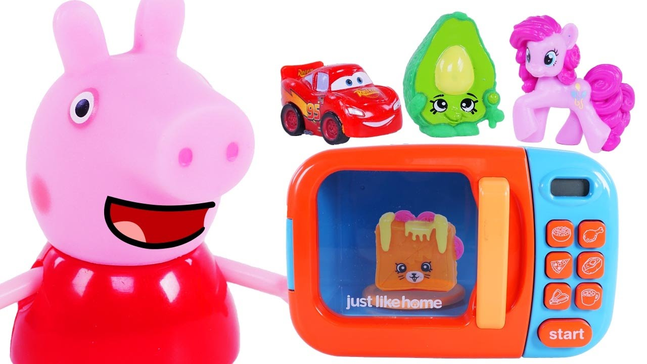 Best Learning Videos For Children Colors With Peppa Pig