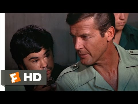 The Man with the Golden Gun 510 Movie   A Gun and a Bag of Peanuts 1974 HD