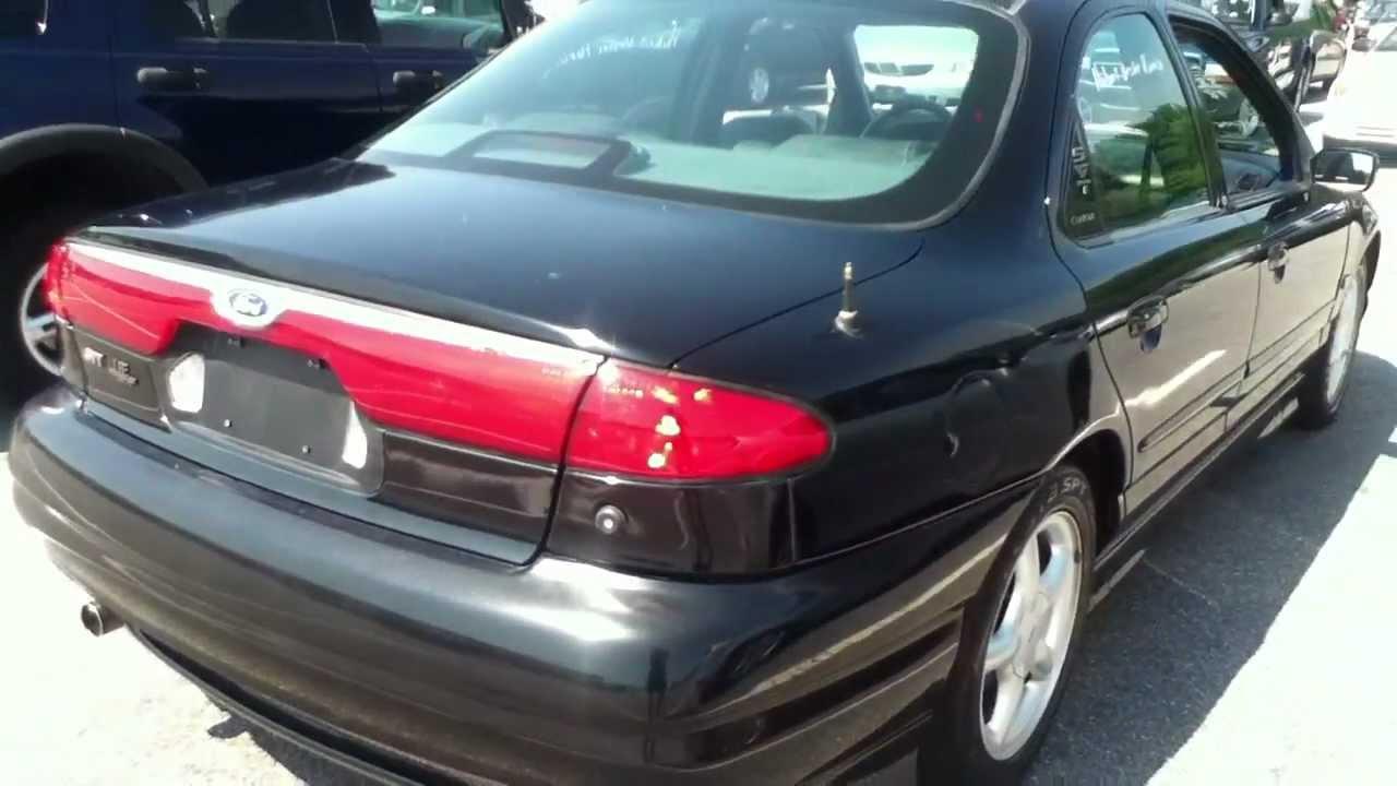 1998 ford contour svt tour