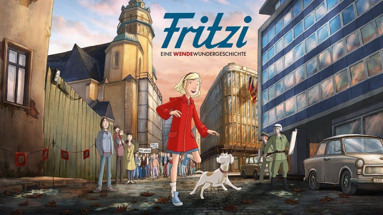 Fritzi - Eine Wendewundergeschichte | Offizieller Trailer HD