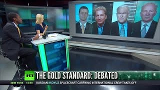 Schiff, Rule, Auerback and Roche debate - Boom Bust: GOLD EDITION