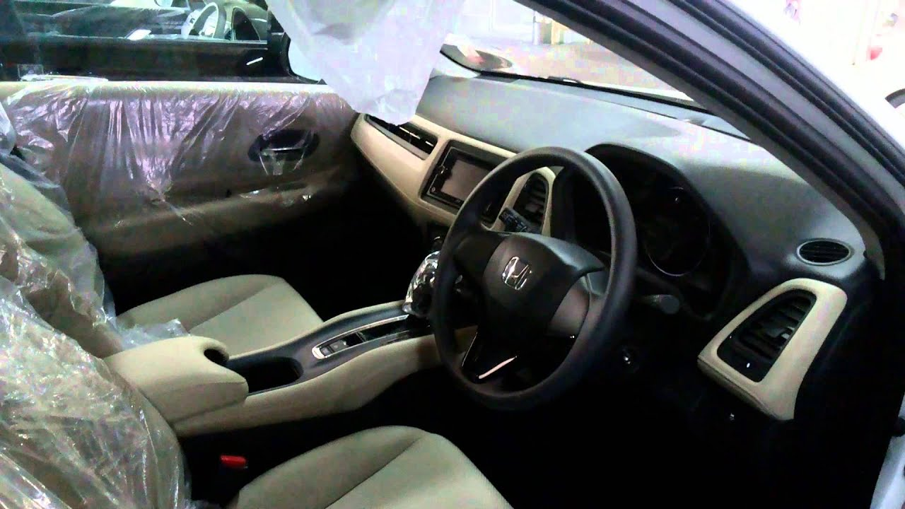 review hr-v interior - part1 (hd) - youtube