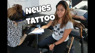 Neues Tattoo in Köln - Familien Vlog - Vlog#1030 Rosislife
