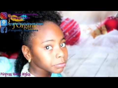 J'Organic Solutions kid's line tutorial
