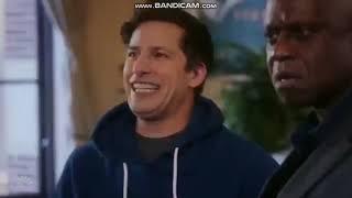 Captain Holt and Jake accuse Kelvin's Dean|Brooklyn Nine-Nine S06 EP13[06X13]