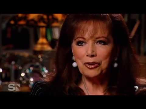 Jackie Collins interview Sunday Night 2013
