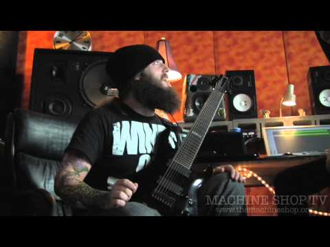 Machine in studio Episode 2 feat. Suicide Silence.mov