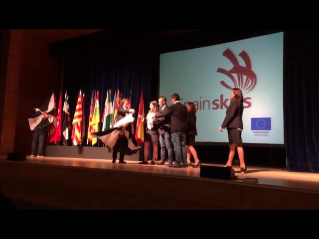Ceuta, en las Olimpiadas de Formación Profesional 2017