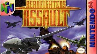 Longplay of Aero Fighters Assault